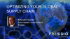 Optimizing Your Global Supply Chain