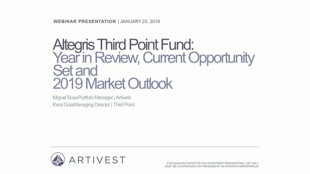 Altegris Third Point Fund: Year in Review