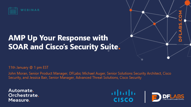 AMP Up Your Response with SOAR and Cisco's Security Suite