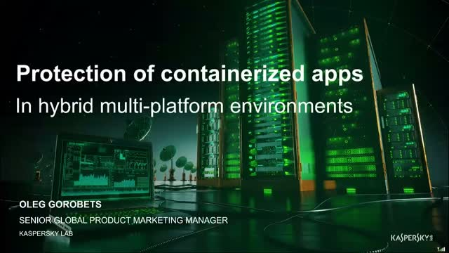 Protecting containerized apps in hybrid cloud infrastructures