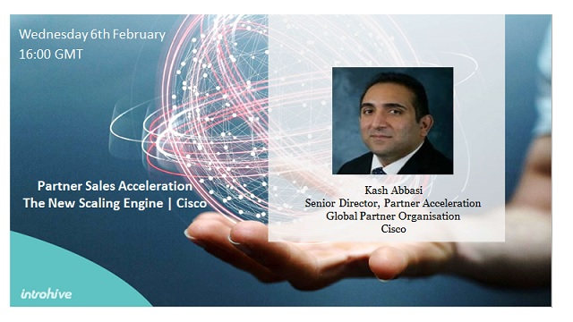 Partner Sales Acceleration – Cisco's Perspective on The New Scaling Engine