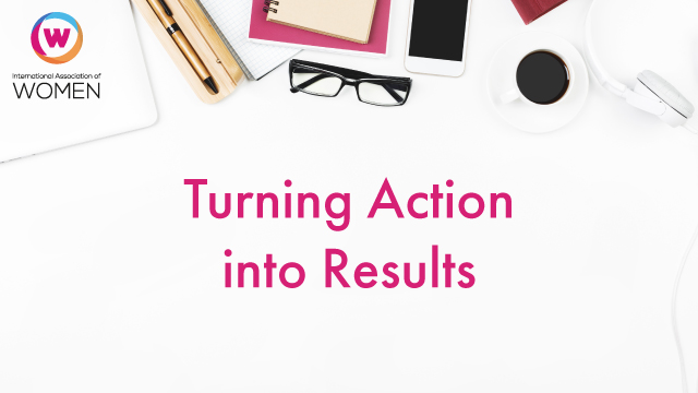 Turning Action into Results