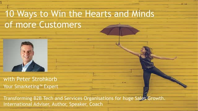 10 Ways to Win the Hearts and Minds of more Customers