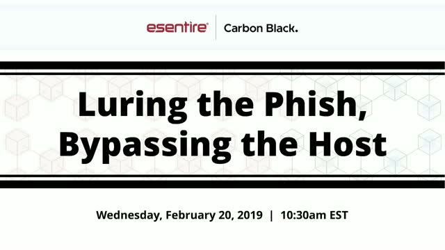 Luring the Phish, Bypassing the Host