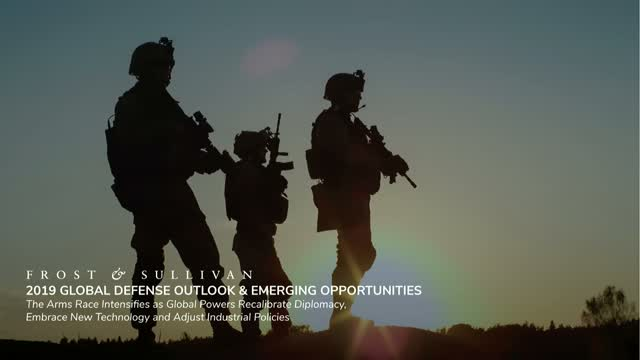 2019 Global Defense Outlook & Emerging Opportunities