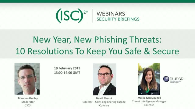 New Year, New Phishing Threats: 10 Resolutions To Keep You Safe & Secure