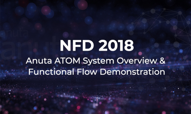 Network Field Day 2018 Webinar - Anuta ATOM System Overview and Demo