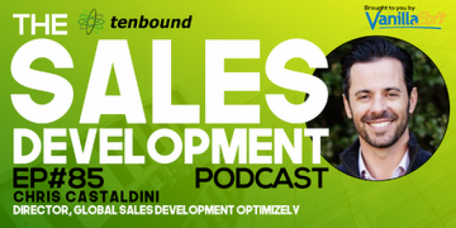 Chris Castaldini - How to Run a High Performance Global Sales Development Team