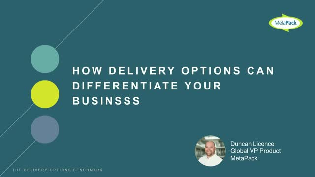 How Delivery Options Can Differentiate Your Business