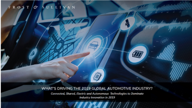 What's Driving the 2019 Global Automotive Industry?