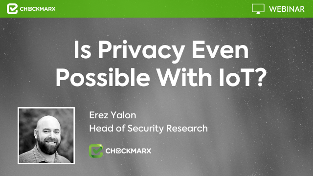 Is Privacy Even Possible with IoT?