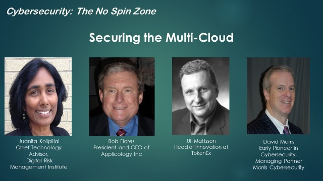 Securing the Multi-Cloud
