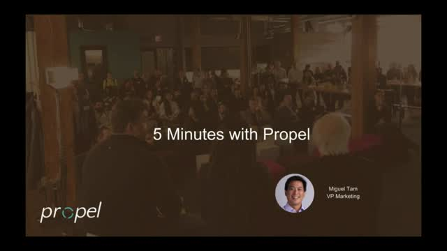 5 Minutes with Propel: Cloud Security