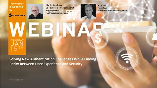 Solving New Authentication Challenges