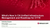 Q2 Product Roadmap Session - CA Unified Infrastructure Management - NA