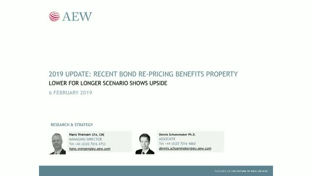 2019 Update: How Recent Bond Re-pricing Benefits Property