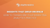 Insights That Drive Revenue: How to Transform Your Marketing Analytics