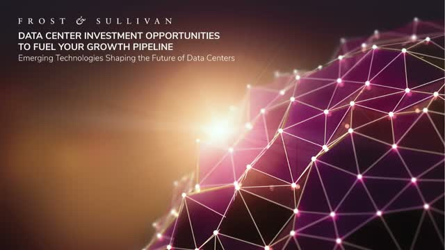 Data Center Investment Opportunities to Fuel Your Growth Pipeline