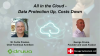 All in the Cloud - Data Protection Up, Costs Down