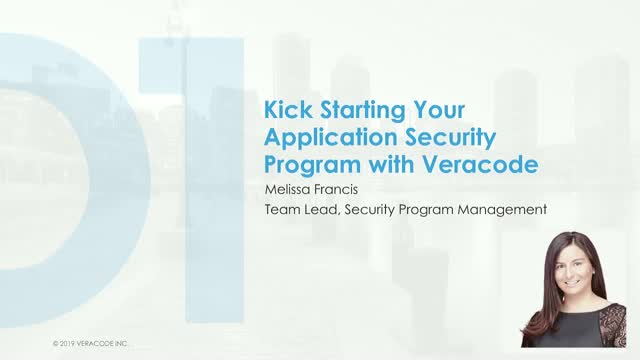 Kickstart Your Application Security Program
