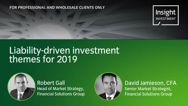 Annual Investment update 2019: Themes in liability-driven investment (LDI)