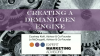 Creating a Demand Generation Engine