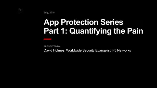 App Protection Series Part 1: Quantifying the Pain