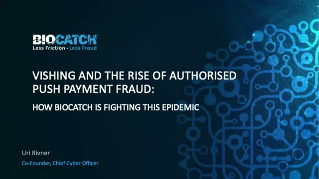 Vishing and the Rise of Authorised Push Payment Fraud