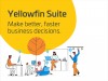 Yellowfin Suite - Make Better, Faster Business Decisions