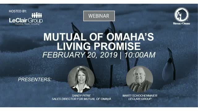 Mutual of Omaha's Living Promise Final Expense product