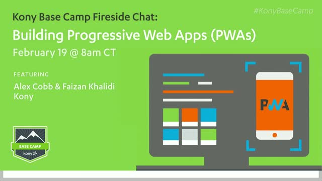 Tech Talk: Fireside Chat about Real-world, Hands-on PWA App Development
