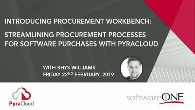 Streamline Software Procurement Processes with PyraCloud