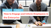 How to engage and inform employees in the enterprise