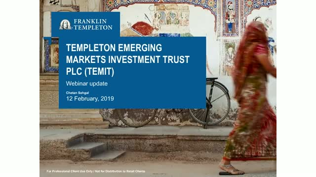 Templeton Emerging Markets Investment Trust - Update