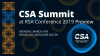 CSA Summit at RSA Conference 2019 Preview (Part 1)