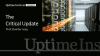 Uptime Institute Intelligence: The Critical Update - 1Q 2019