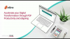 Accelerate your Digital Transformation through PDF Productivity and eSigning
