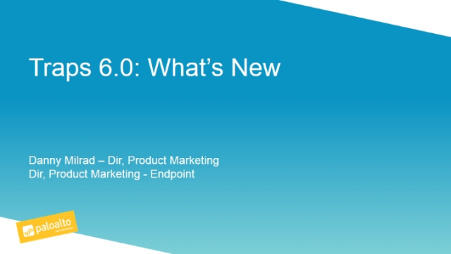 What's New In Traps 6.0