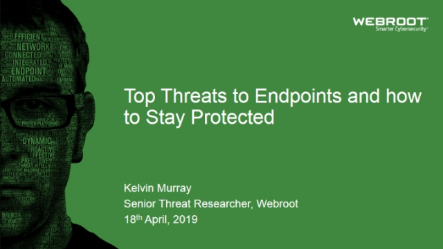 Top Threats To Endpoints And How To Stay Protected