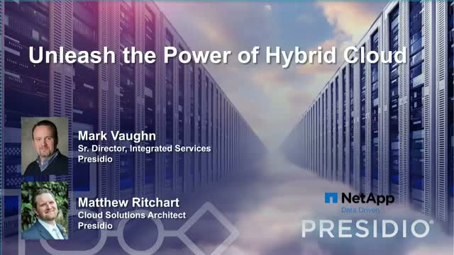 Unleash the Power of Hybrid Cloud