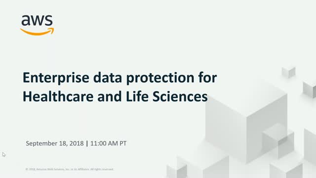 Enterprise Data Protection for Healthcare and Life Sciences