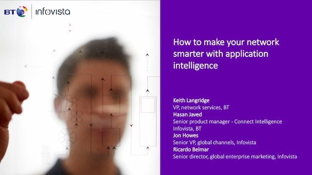 How to Make your Network Smarter with Application Intelligence