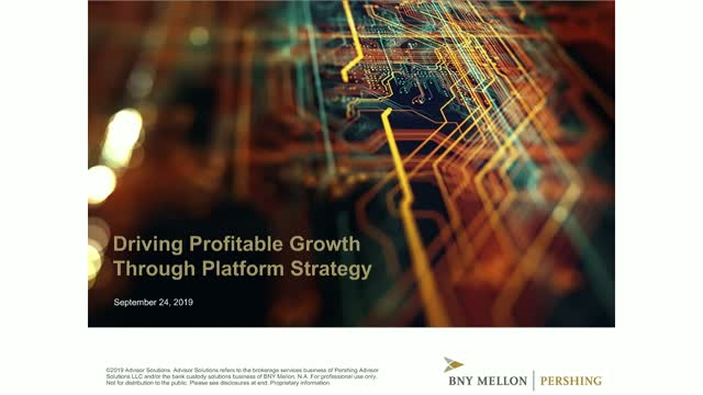 Driving Profitable Growth Through Platform Strategy Webcast