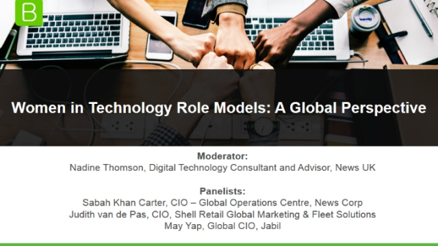 Women in Technology Role Models: A Global Perspective