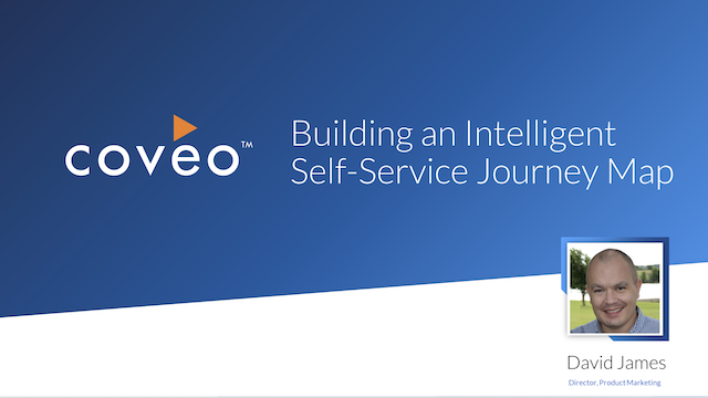 Building an Intelligent Self-Service Journey Map