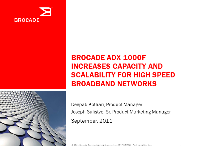 Increasing Capacity and Scalability for Large Data Center Broadband Networks