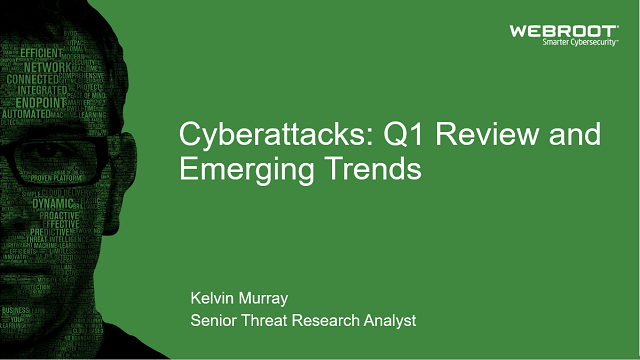 Cyberattacks: Q1 Review and Emerging Trends