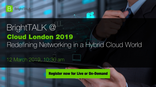 Redefining Networking in a Hybrid Cloud World