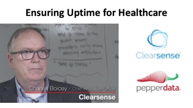 Ensuring Uptime for Healthcare