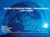 The Rise of Cloud & Hosted Communications in Asia Pacific: A 2011 Update